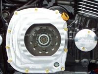Engine Cover Milled Right Front XJR
