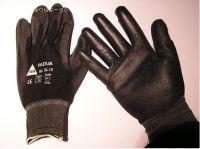 Assembly Gloves Rubberized