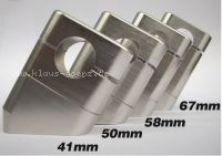 HANDLEBAR CLAMPS CNC Milled 34°