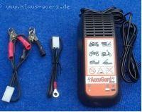 ACCUGUARD  Batterielade- und Frischhalte...