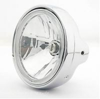 Headlight chrome cover