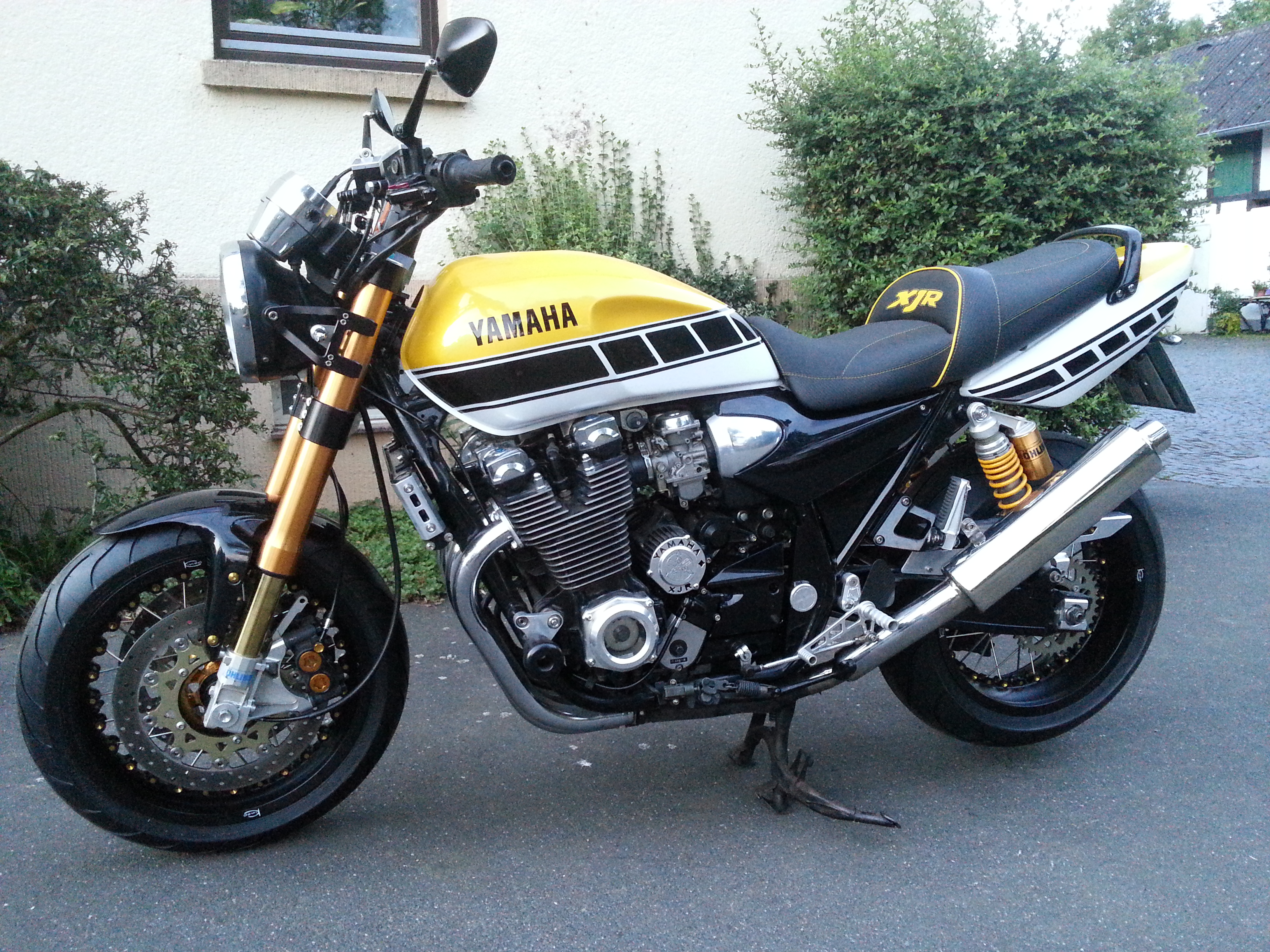 Xjr 1300 tuning hobbiesxstyle for Yamaha xjr 1300